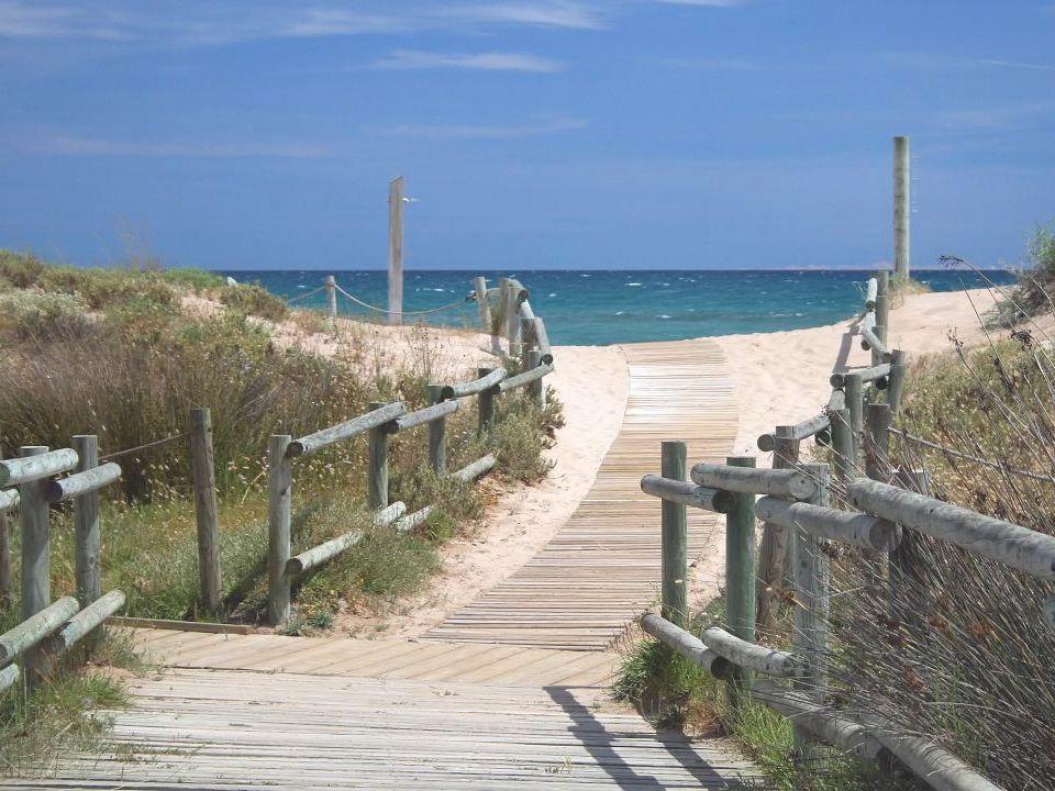 260 kilómetros de playas cerca de Barcelona