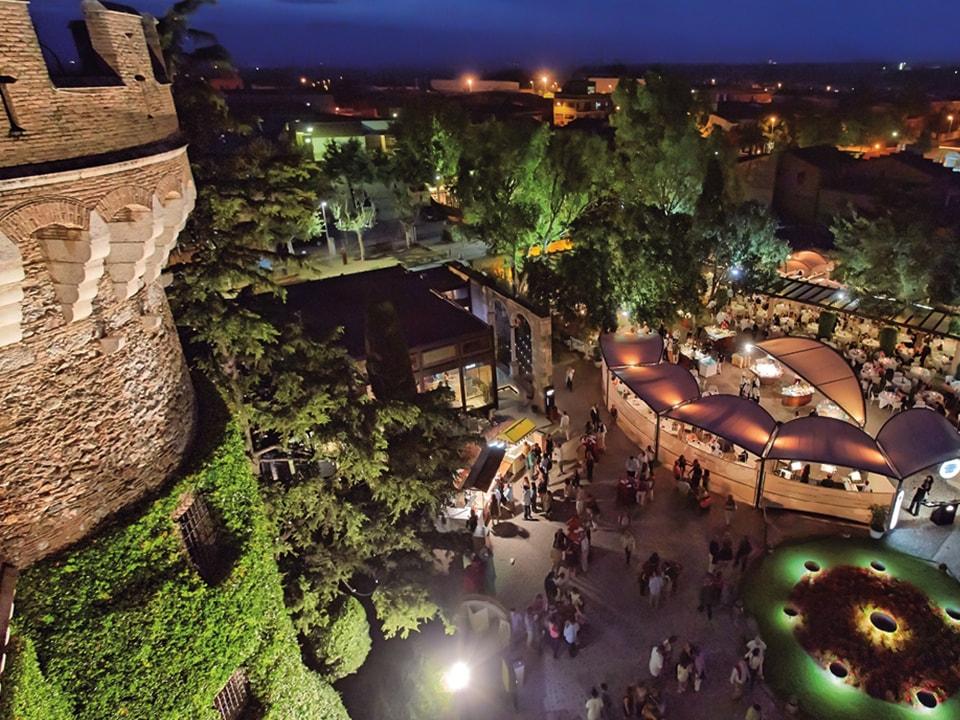 Festival de música internacional Castillo de Peralada