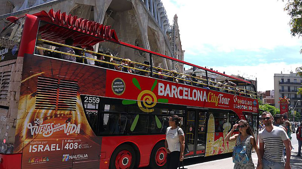 Plaza Real, una de las más bulliciosas y vitales de Barcelona