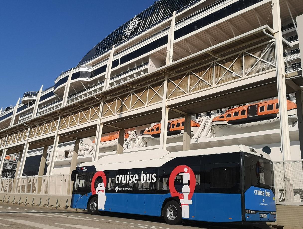 El Cruise Bus de Moventis reprèn el seu servei amb nous vehicles de gas natural comprimit