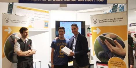 Daniel Rodríguez (Ganador del concurso iPad)