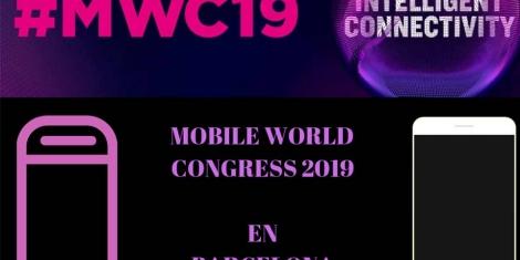 MWC 2019 en Barcelona