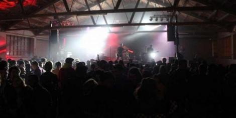 Castanyada Rock concierto