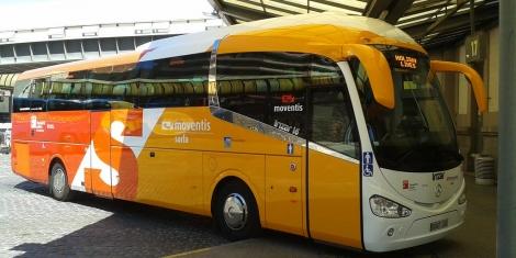 Autobús de Moventis