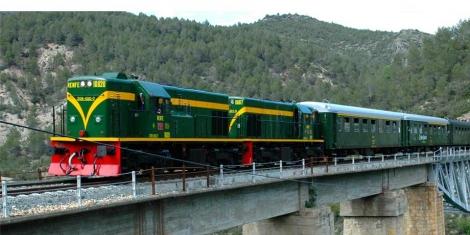 Tren del Llacs Lleida