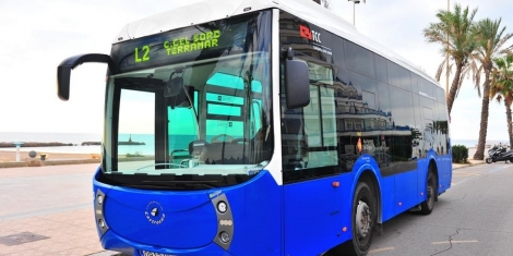 Autobús urbano Vilanova i la Geltrú