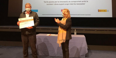 Moventis SARFA premi responsabilitat social durant la pandèmia