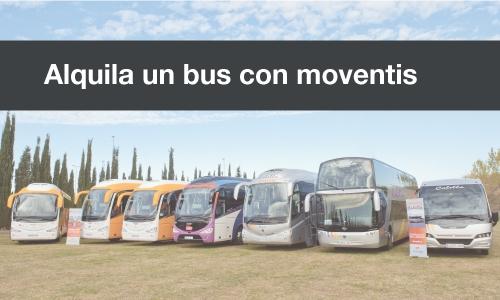 autobuses empresa casas barcelona. moventis en el maresme