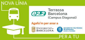 nueva linea universidad